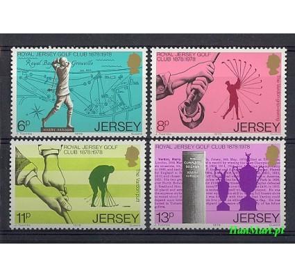 Jersey 1978 Mi 173-176 Czyste **