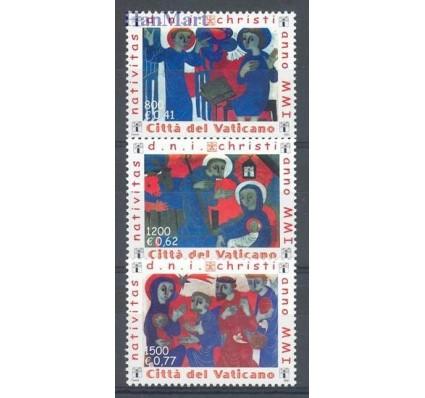 Znaczek Watykan 2001 Mi 1390-1392 Czyste **