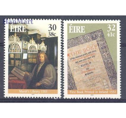Znaczek Irlandia 2001 Mi 1321-1322 Czyste **