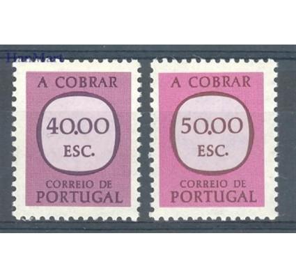 Znaczek Portugalia 1984 Mi por 85-86 Czyste **