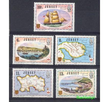 Znaczek Jersey 1978 Mi 180-184 Czyste **