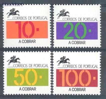 Znaczek Portugalia 1993 Mi por 91-94 Czyste **