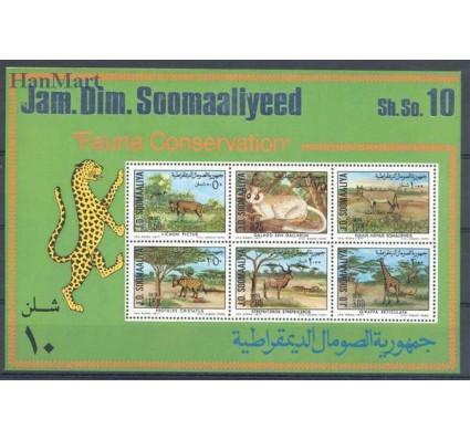 Somalia 1977 Mi bl 4 Czyste **