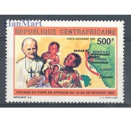 Znaczek Republika Środkowoafrykańska 1992 Mi 1465 Czyste **