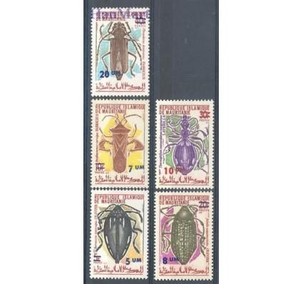 Znaczek Mauretania 1974 Mi 488-492 Czyste **