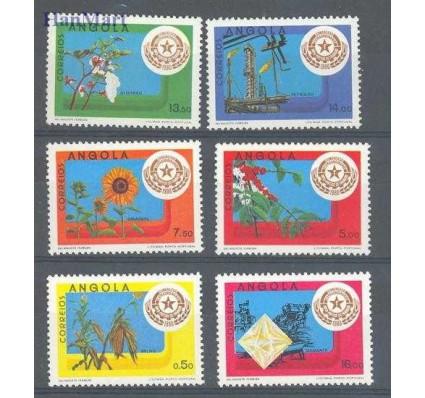 Znaczek Angola 1980 Mi 635-640 Czyste **