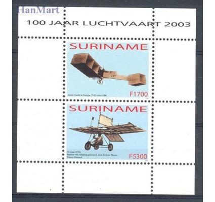 Surinam 2003 Mi bl 93 Czyste **
