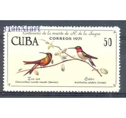 Znaczek Kuba 1971 Mi 1740 Czyste **