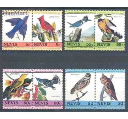 Znaczek Nevis 1985 Mi 252-259 Czyste **