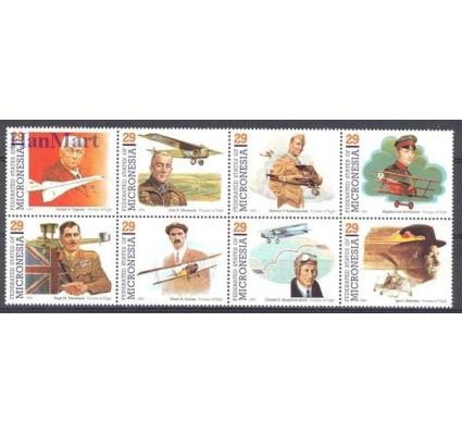 Znaczek Mikronezja 1993 Mi 265-272 Czyste **
