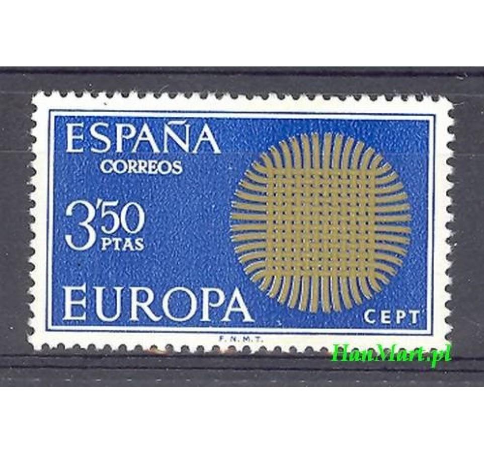 Hiszpania 1970 Mi 1860 Czyste **