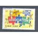 Francja 2001 Mi 3544 Czyste **