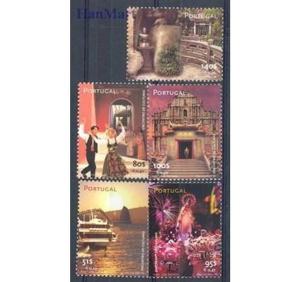 Znaczek Portugalia 1999 Mi 2342-2346 Czyste **