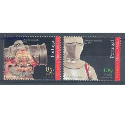 Znaczek Portugalia 2001 Mi 2514-2515 Czyste **