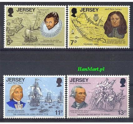 Jersey 1976 Mi 149-152 Czyste **