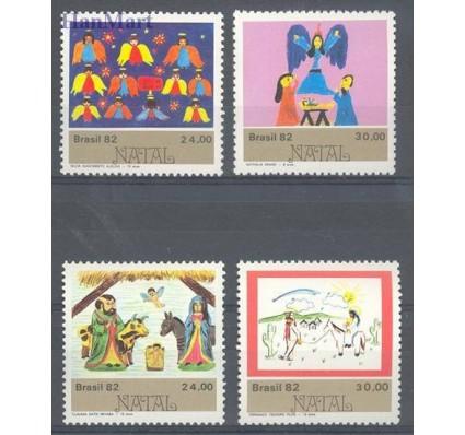 Znaczek Brazylia 1982 Mi 1933-1936 Czyste **