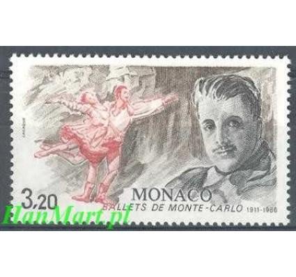 Znaczek Monako 1986 Mi 1758 Czyste **