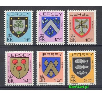 Znaczek Jersey 1981 Mi 264-269 Czyste **