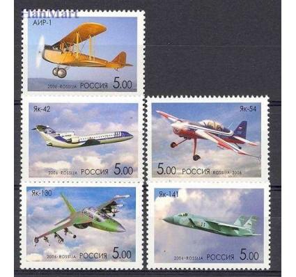 Rosja 2006 Mi 1325-1329 Czyste **