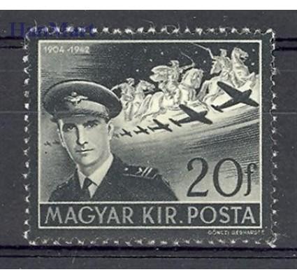 Znaczek Węgry 1942 Mi 695 Czyste **