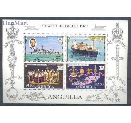 Znaczek Anguilla 1977 Mi bl 17 Czyste **