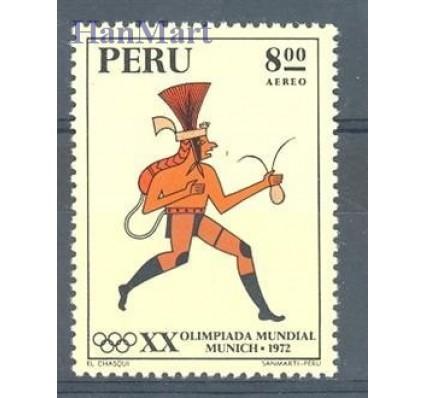 Znaczek Peru 1972 Mi 870 Czyste **