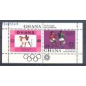 Ghana 1972 Mi bl 46 Czyste **