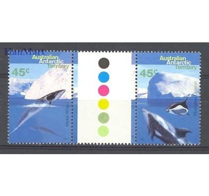 Znaczek Australijskie Terytorium Antarktyczne 1995 Mi 103-104 Czyste **