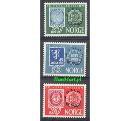 Norwegia 1955 Mi 393-395 Czyste **