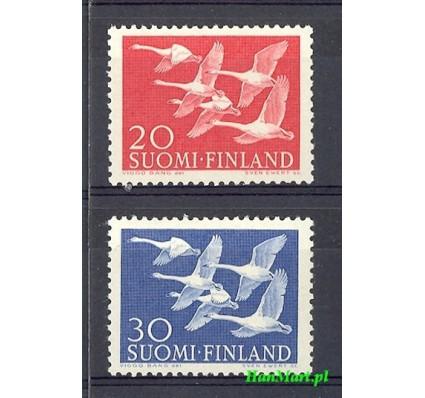 Finlandia 1956 Mi 465-466 Czyste **
