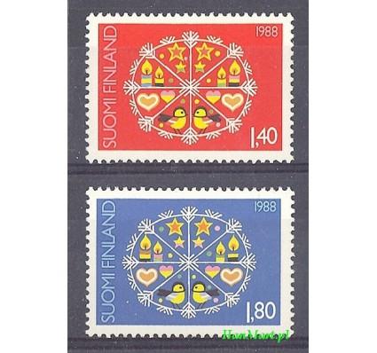 Znaczek Finlandia 1988 Mi 1066-1067 Czyste **