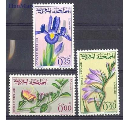 Znaczek Maroko 1965 Mi 542-544 Czyste **