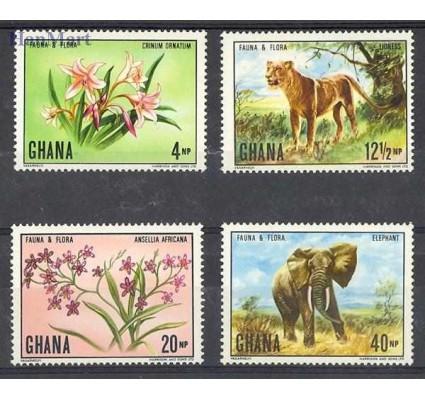 Znaczek Ghana 1970 Mi 413-416 Czyste **