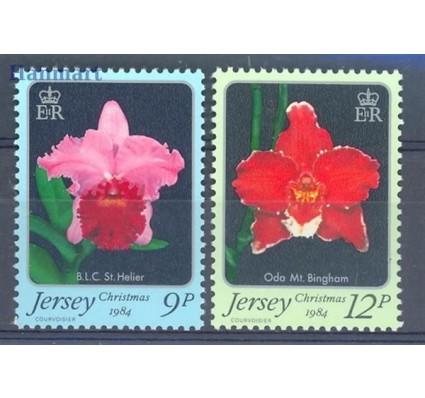 Znaczek Jersey 1984 Mi 340-341 Czyste **