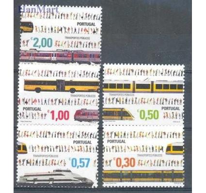 Znaczek Portugalia 2005 Mi 2891-2895 Czyste **