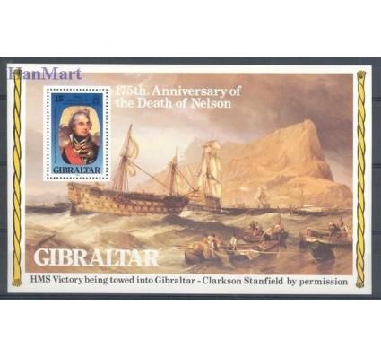 Znaczek Gibraltar 1980 Mi bl 7 Czyste **