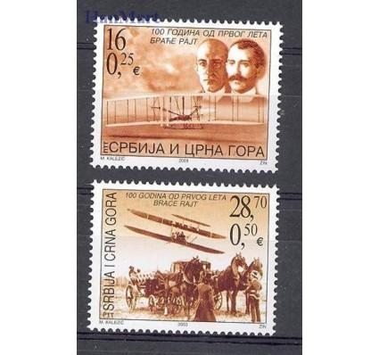 Serbia i Czarnogóra 2003 Mi 3169-3170 Czyste **