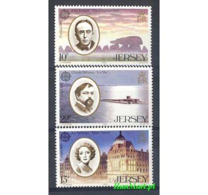 Jersey 1985 Mi 347-349 Czyste **