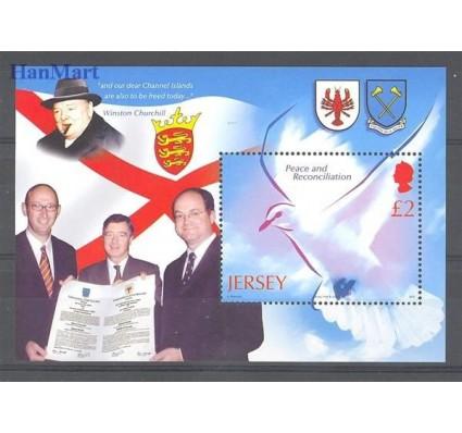 Znaczek Jersey 2005 Mi bl 50 Czyste **