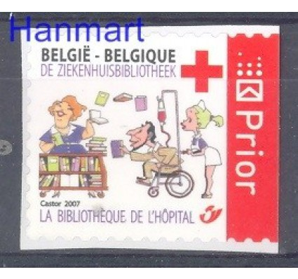 Znaczek Belgia 2007 Mi 3672BD Czyste **