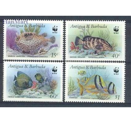 Antigua i Barbuda 1987 Mi 1010-1013 Czyste **