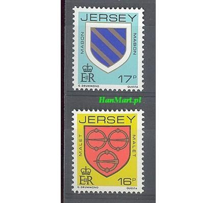Jersey 1985 Mi 366-367 Czyste **