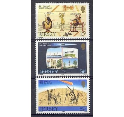 Jersey 1986 Mi 374-376 Czyste **
