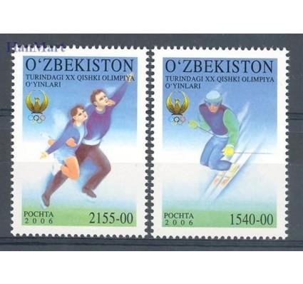 Znaczek Uzbekistan 2006 Mi 613-614 Czyste **