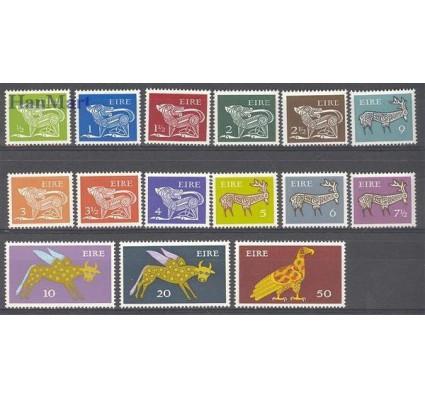 Znaczek Irlandia 1971 Mi 250-264 Czyste **