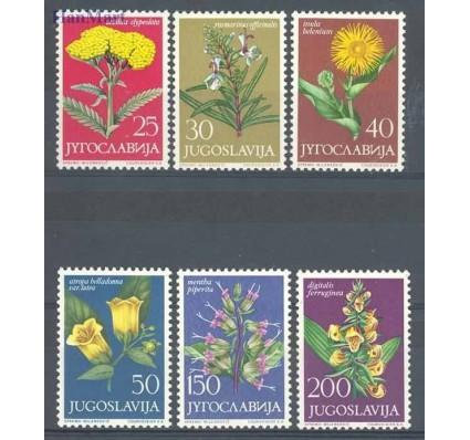 Znaczek Jugosławia 1965 Mi 1118-1123 Czyste **