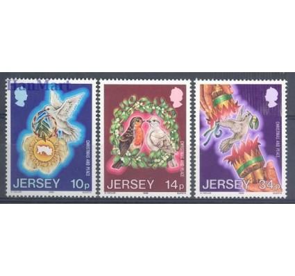 Znaczek Jersey 1986 Mi 393-395 Czyste **