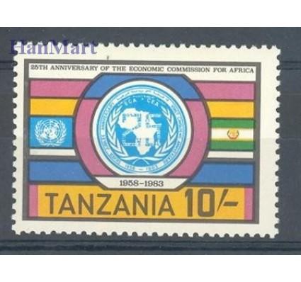 Znaczek Tanzania 1983 Mi 228 Czyste **
