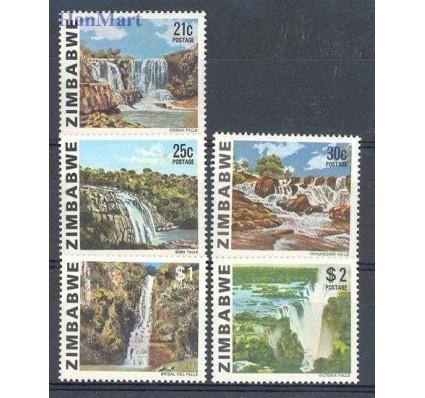 Znaczek Zimbabwe 1989 Mi 237-241 Czyste **
