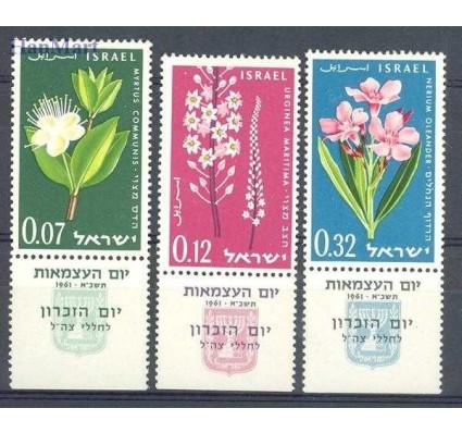 Znaczek Izrael 1961 Mi 237-239 Czyste **